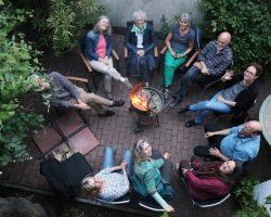 emerge SWG fire circle Pfingsten 2018